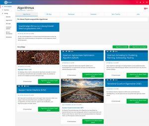 Jobs Detailbeschreibung Auswahl Algorithmus