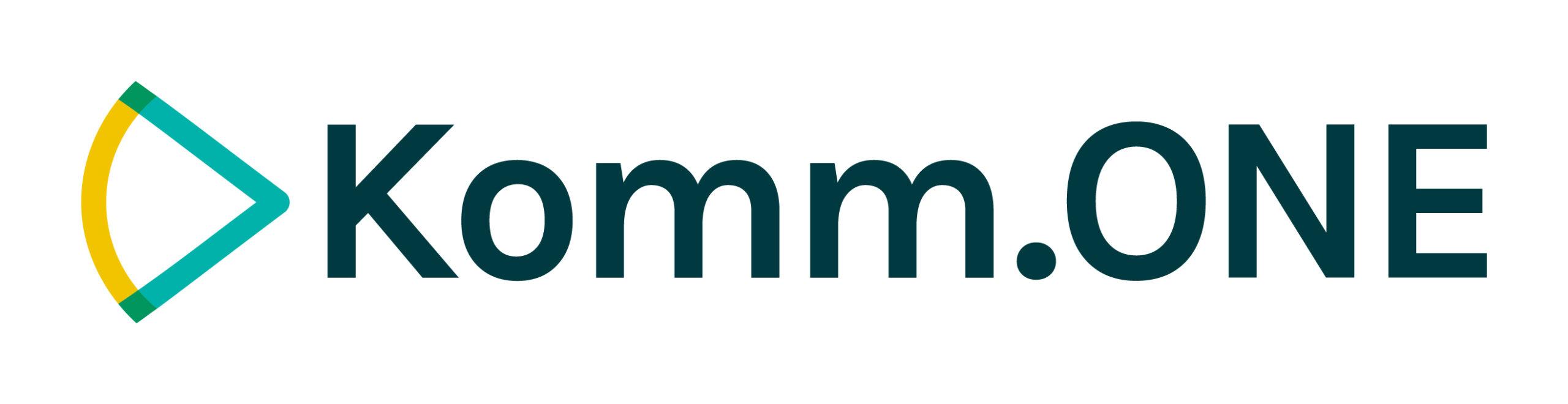 Komm.ONE Logo